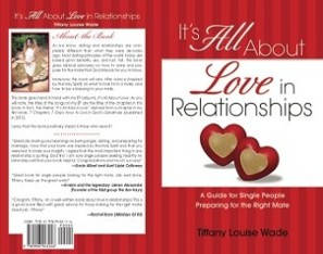 It's All About Love in Relationships: A Guide for Single People Preparing for the Right Mate $12